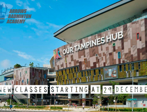 New classes at Our Tampines Hub